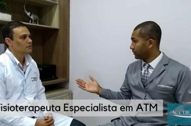 Fisioterapeuta Especialista em ATM
